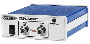 Com-Power PAM-6000, от 1 ГГц до 6 ГГц